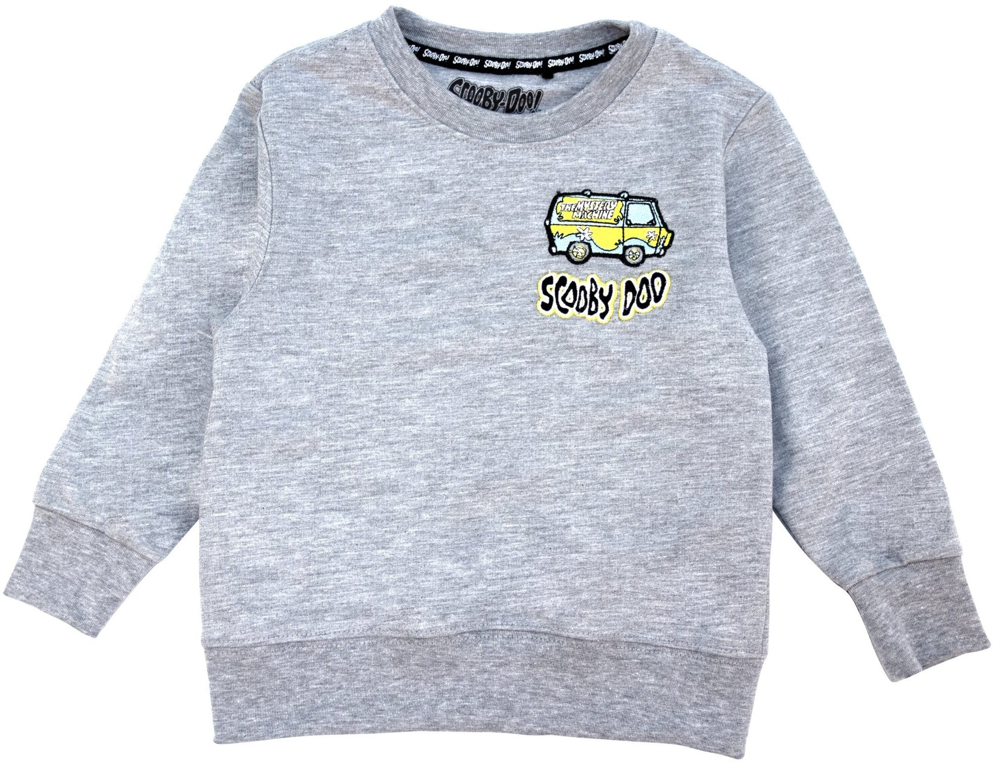 Warner Bros Sudadera Scooby Doo Color Gris Niño.