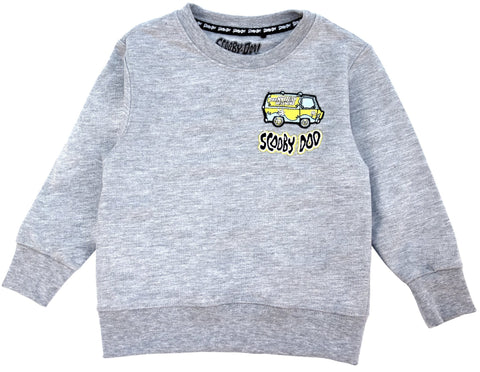 Warner Bros Sudadera Scooby Doo Color Gris Infantil