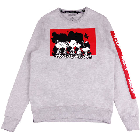 Peanuts, Snoopy sudadera friends.