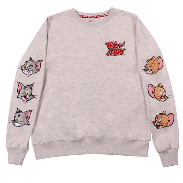 Sudadera Tom and Jerry