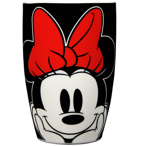 Disney Taza Minnie's face multicolor