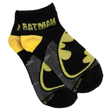 SOCKS BATMAN CITY