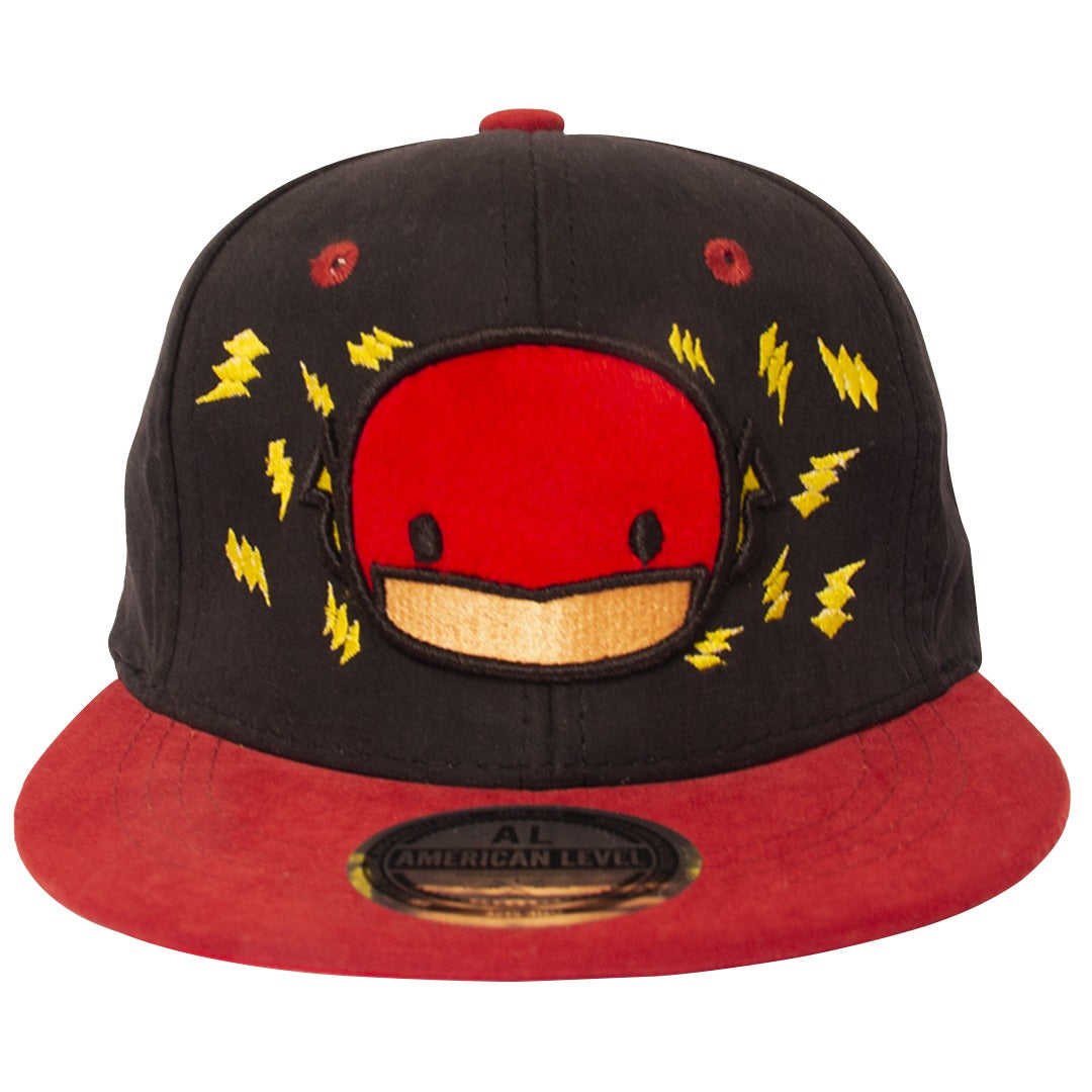Gorra Kids The Flash Chibi