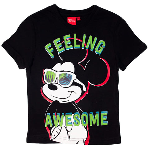 Playera Mickey awesome