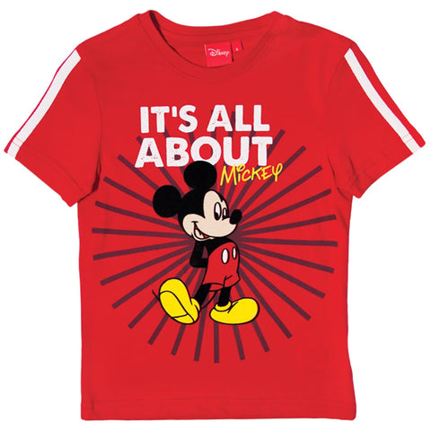 Playera Mickey it's all