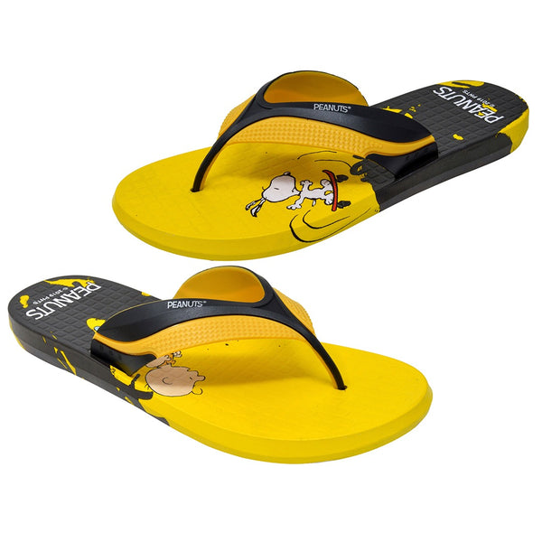 Sandalias Snoopy & Charlie Brown