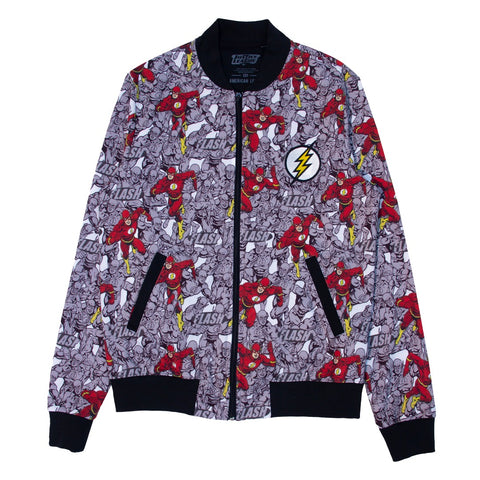 Bomber jacket Flash