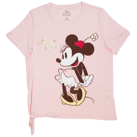 Blusa Minnie holding hands
