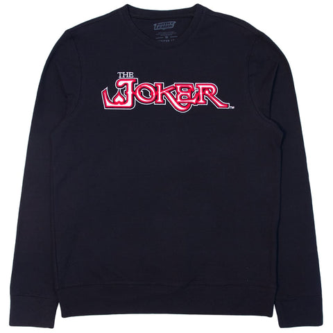 SUDADERA THE JOKER BLACK CONFYWEAR