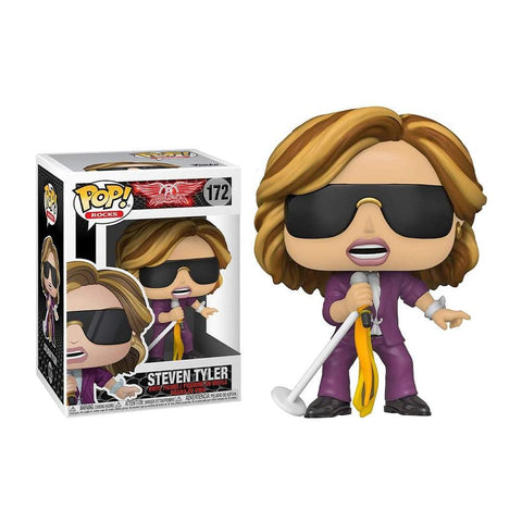 Funko POP! Rocks Aerosmith Steven Tyler 172