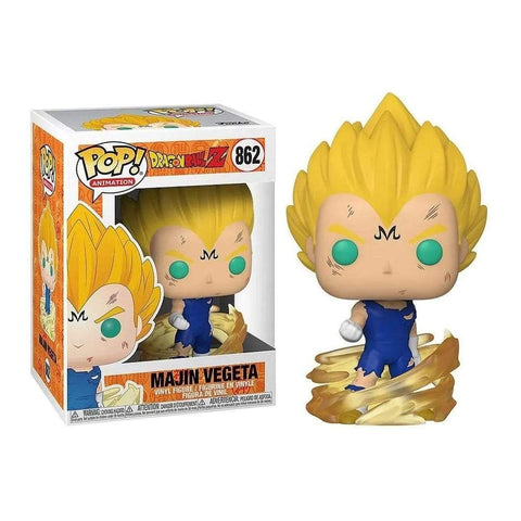 Funko POP! Animation Dragon Ball Z Majin Vegeta 862