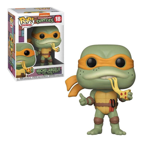 Funko POP! Retro Toys Teenage Mutant Ninja Turtles Michelangelo 18