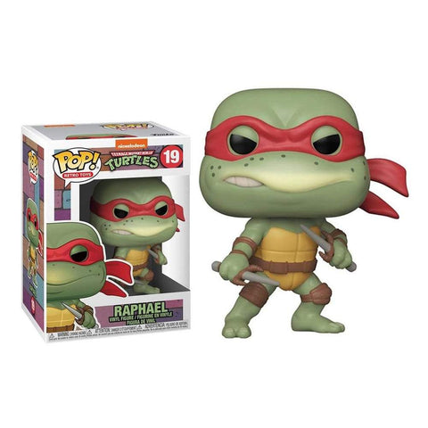 Funko POP! Retro Toys Teenage Mutant Ninja Turtles Raphael 19