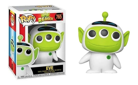 Funko POP! Pixar Alien Remix Eve 765