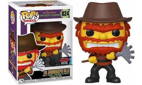 Funko POP! Television The Simpsons Treehouse of Horror Evil Groundskeeper Willie 824