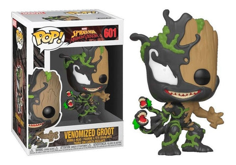 Funko POP!   Marvel Venomized Groot 601