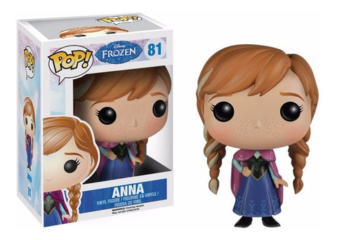 Funko POP! Disney Frozen Anna 81