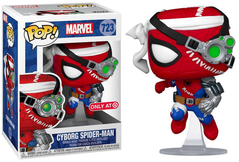 Funko POP! Marvel Cyborg Spider-Man 723