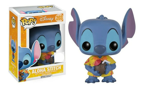 Funko POP! Disney Aloha Stitch 203