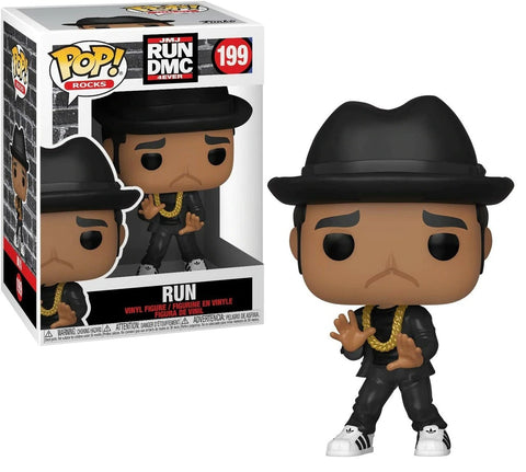 Funko POP! Rocks Run-D.M.C 199