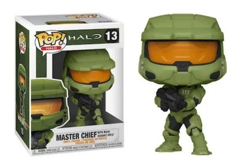 Funko POP! Halo Master Chief 13