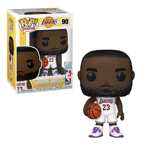 Funko POP! Basketball Los Angeles Lakers Lebron James 90