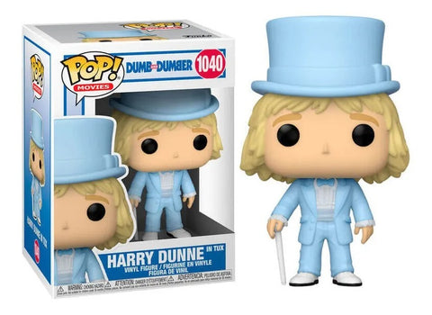 Funko POP! Movies Dumb And Dumber Harry Dunne 1040