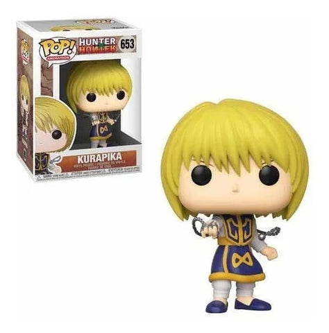 Funko POP! Animation Hunter × Hunter Kurapika 653