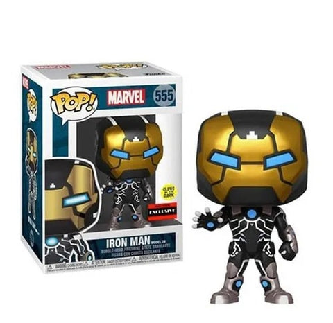Funko POP! Marvel Iron Man 555