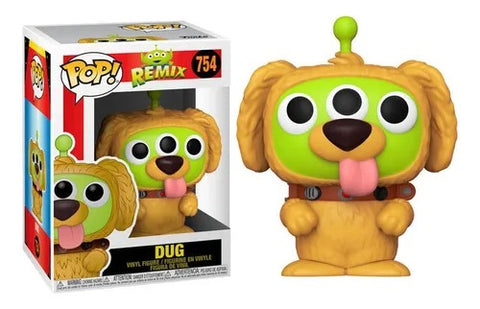 Funko POP! Disney Remix Dug 754