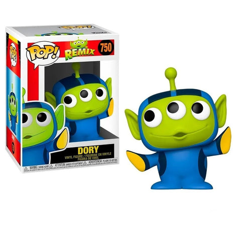 Funko POP! Disney Remix Dory 750