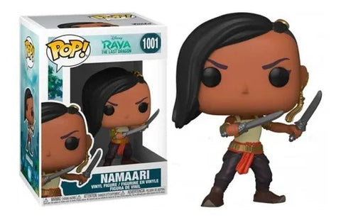 Funko POP! Disney Raya And The Last Dragon Namaari 1001