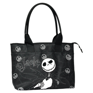 Disney Bolsa de mano de Jack Skellington color Negro