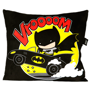 CUSHION BATMAN-CHIBI  (VROOM)