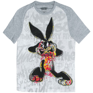 Playera Bugs Bunny Terrifying