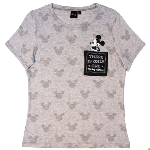 Playera Mickey Mouse Full Print