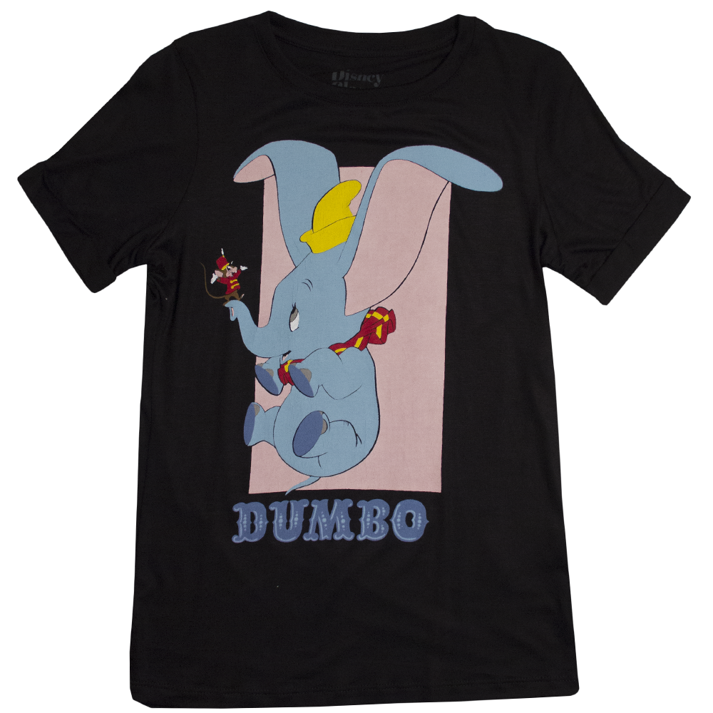 Dumbo and Timothy