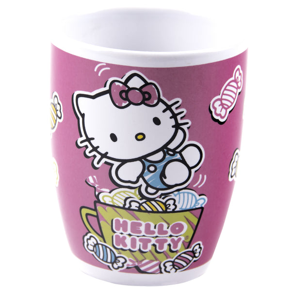 Hello Kitty Taza Rosa
