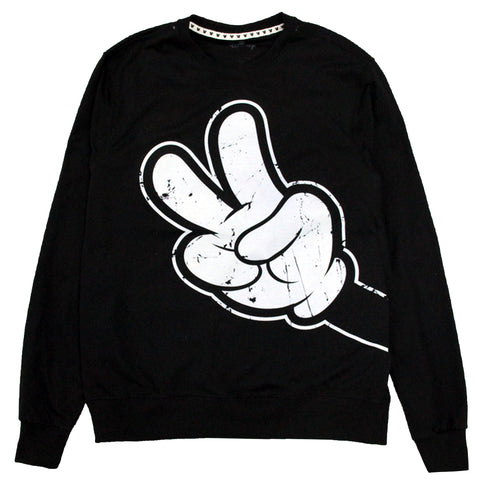 Sudadera Caballero Peace and Love