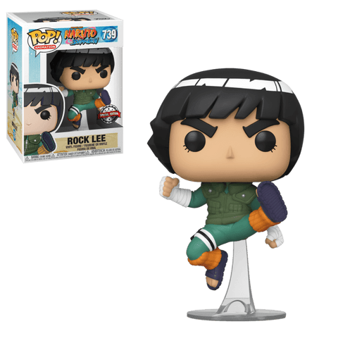 Funko POP! Animation Naruto Shippuden Rock Lee 739