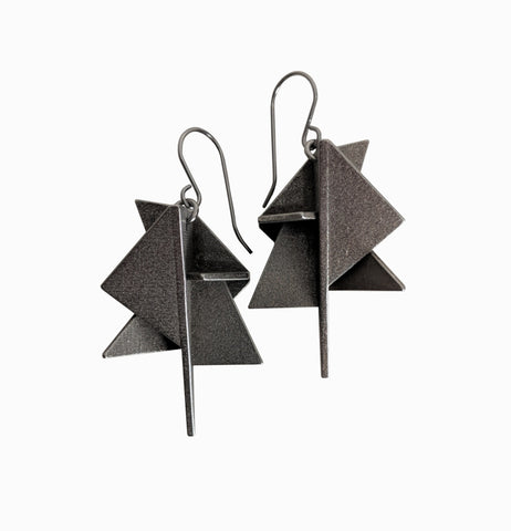 Polygon Earrings
