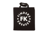 FK CIRCLE TOTE (BLACK)
