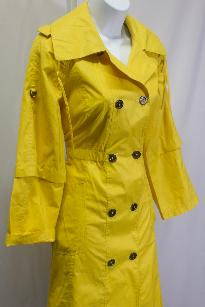 Joyo Vintage Trench Coat