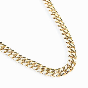 Premium Cuban Chain - (All Sizes & Colors)