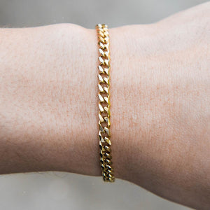 Premium Micro Cuban Bracelet - (All Sizes & Colors)