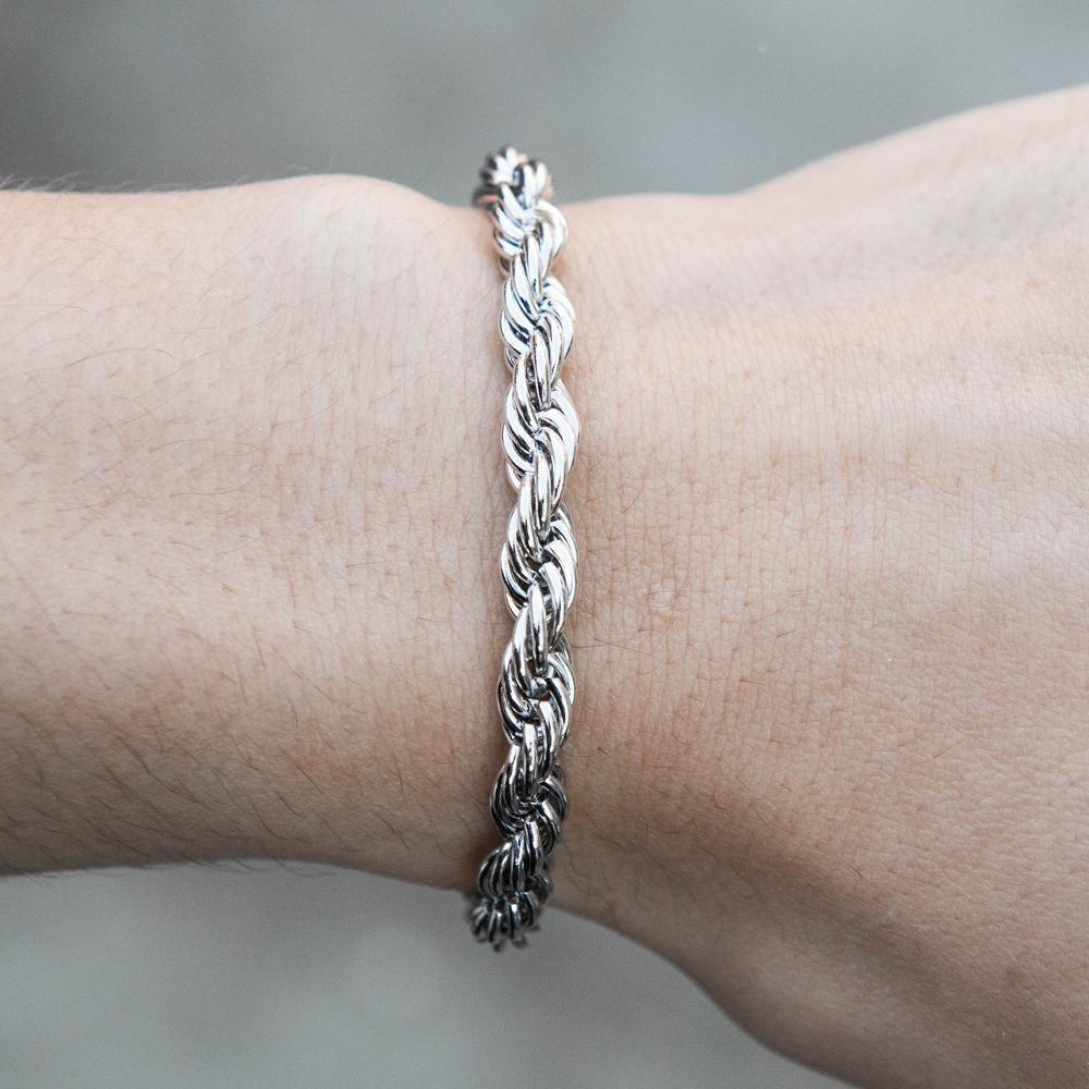 Premium Rope Bracelet - (All Sizes & Colors)