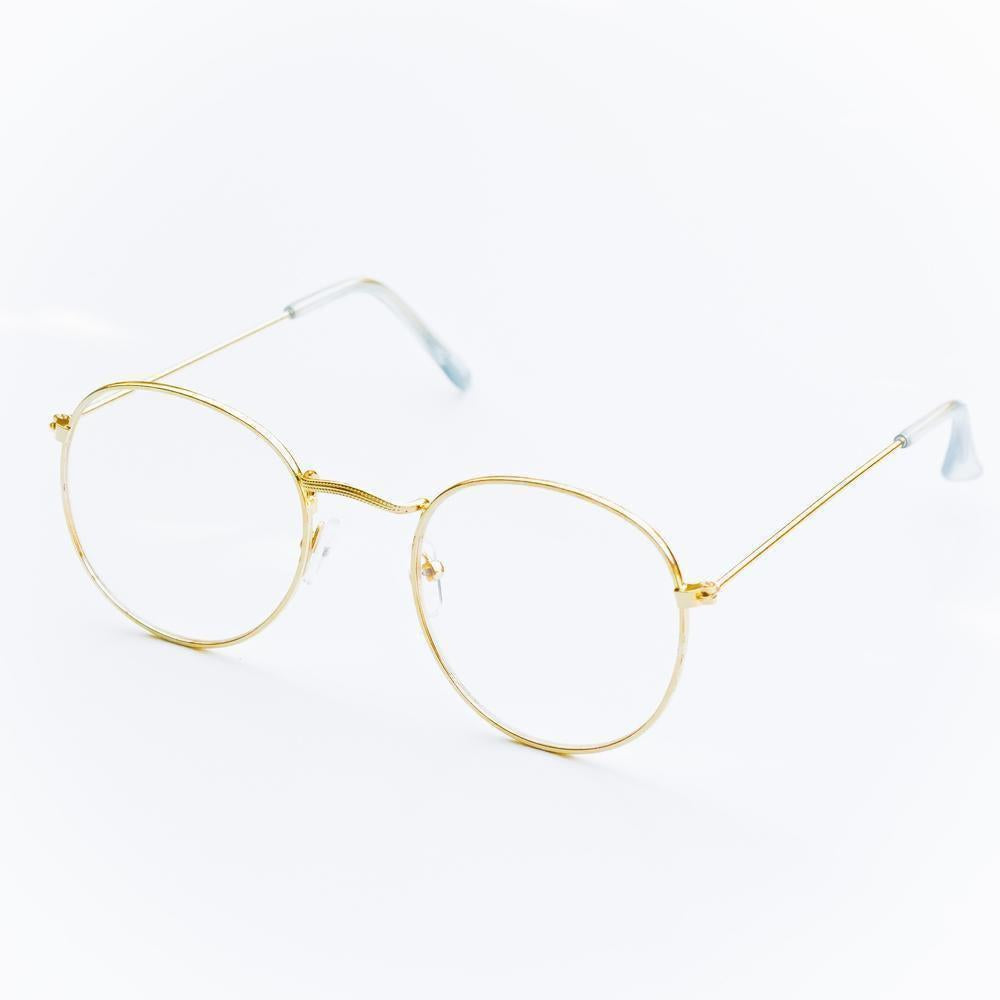 Timeless Gold Glasses - (2 Color Options)