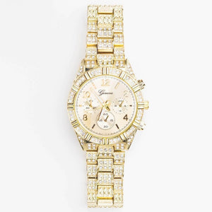 Dynasty Watch - (Gold/White Gold/Rose Gold)