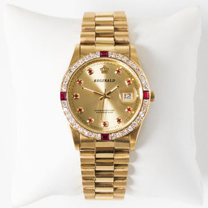 Monarch Watch - (Gold/White Gold/Two Tone) *Limited Edition*