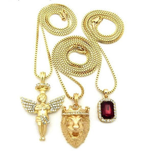 Iced Angel + Ruby + Lion Set *SALE*